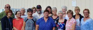 Photo des bénévoles du Grenier des aubaines