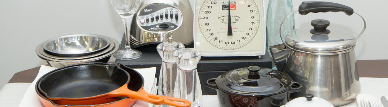 Bandeau - Articles de maison, vaisselle et petits électroménagers